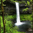 Silver Falls by KarDanCreations