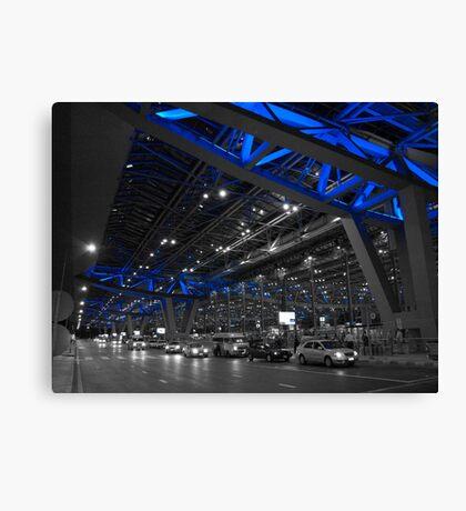 Bangkok Airport Canvas Print