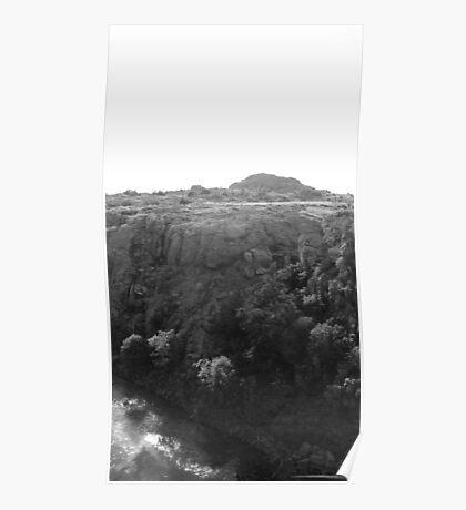 Wichita Mountains Poster