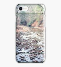 Monongahela National Forest Cherry River iPhone Case/Skin