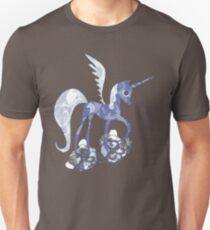 Luna: The Tale of the Moon Horse Unisex T-Shirt