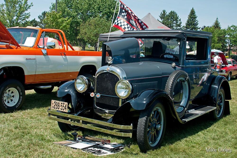 Riding In A 1926 Pontiac - YouTube