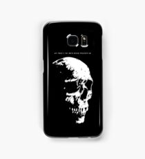 And There's Two White Horses Following Me Samsung Galaxy Case/Skin