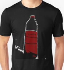 water h2O red bottle  T-Shirt