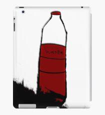 water h2O red bottle  iPad Case/Skin
