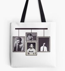 Picture Frames Tote Bag