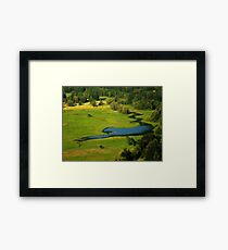 Bird's Eye View ~ Part Three Framed Print