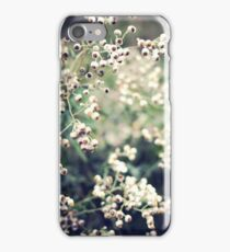 The never changing beauty of wild flowers iPhone Case/Skin