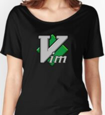 VIM Women's Relaxed Fit T-Shirt