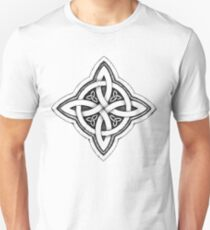 Celtic Luck Knot Unisex T-Shirt