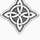 Celtic Luck Knot by Cleave