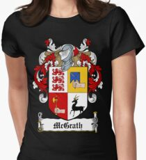 McGrath  Women's Fitted T-Shirt