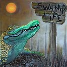Swamp Life by Laura Barbosa