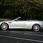 2006 DB9 by Aston Martin 6.0L V12 - Simply... by Daniel  Oyvetsky
