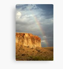 Mesa Rainbow Canvas Print