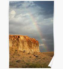 Mesa Rainbow Poster