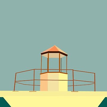 Moonrise Kingdom Lighthouse by MissCellaneous