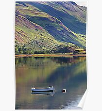 Loch Duich Reflections Poster