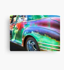1940s DODGE PLYMOUTH CHRYSLER Canvas Print
