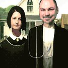 Kris and Leslie by Benjamin Sloma