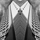 Modern Architecture by Brian Leadingham