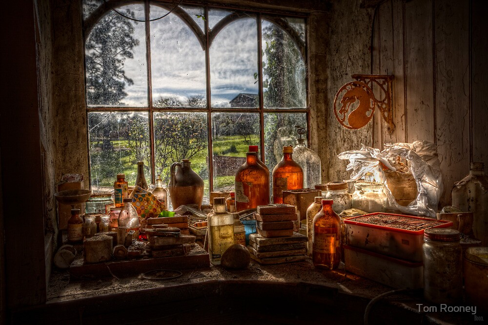 The Apothecary by Tom Rooney