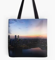 From Singapore to Malaysia Tote Bag