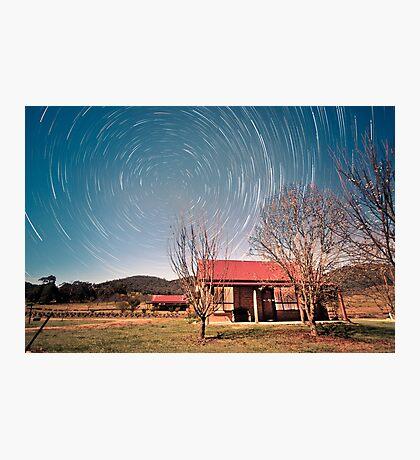 February Stars ... Photographic Print