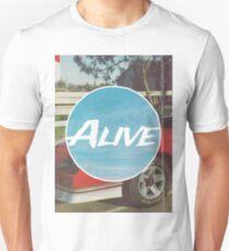 alive 星条旗CIRC Unisex T-Shirt