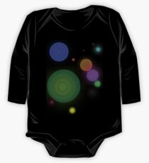Planets One Piece - Long Sleeve