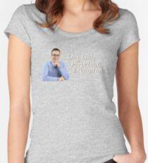 Unsere Dame der ewigen Befreiung Tailliertes Rundhals-Shirt