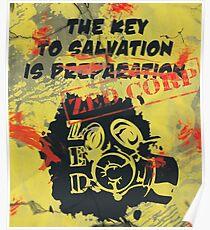 zed propoganda Poster