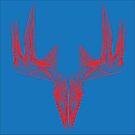 Deer Works #3 by wendish