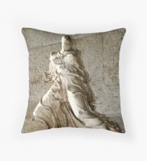 Greek Goddess Throw Pillow