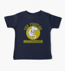The Fighting Luckdragons Baby Tee