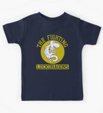 The Fighting Luckdragons Kids Tee
