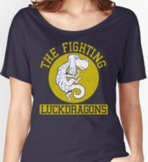 The Fighting Luckdragons Women's Relaxed Fit T-Shirt