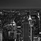 I ♥ NYC by Patricia Montgomery