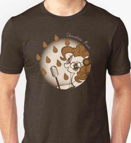 Chocolate Rain by Pinkie Pie T-Shirt