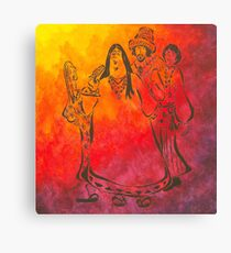 The Mamas and Papas Canvas Print