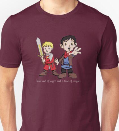 Merlin & Arthur T-Shirt