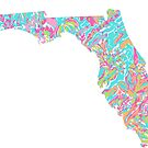 Lilly States - Florida by MarcoD