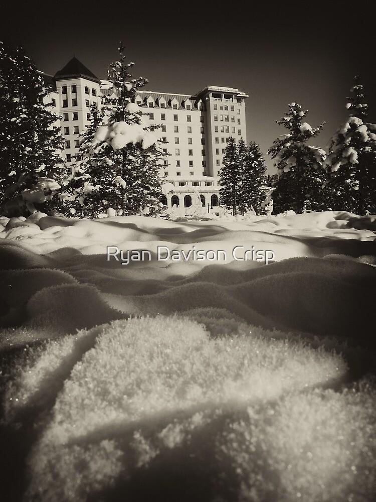 Romantic Lake Louise by Ryan Davison Crisp