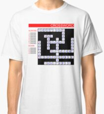 Crossword Classic T-Shirt