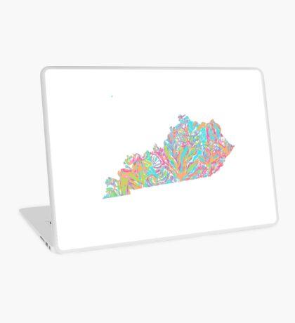 Lilly States - Kentucky Laptop Skin
