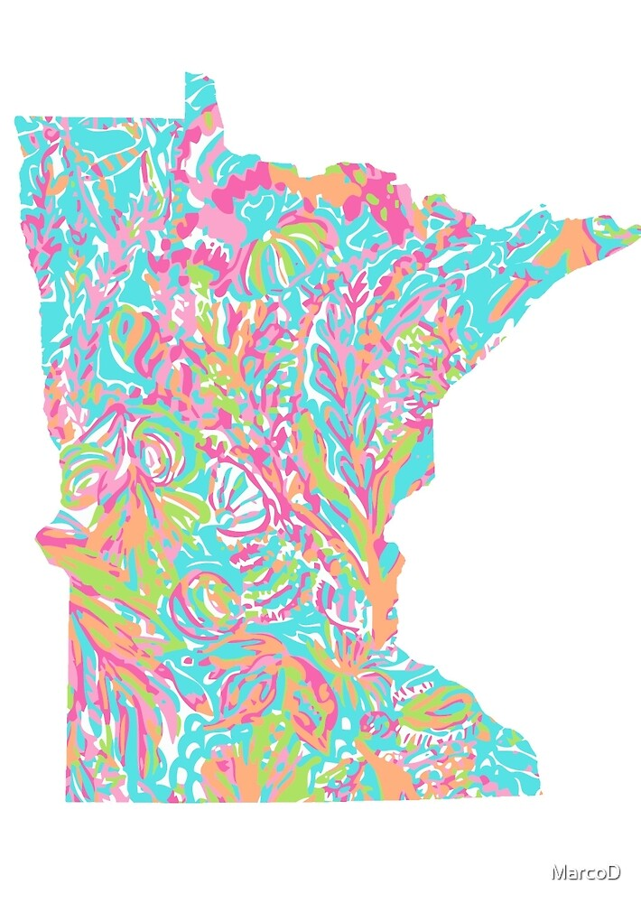 Lilly States - Minnesota by MarcoD