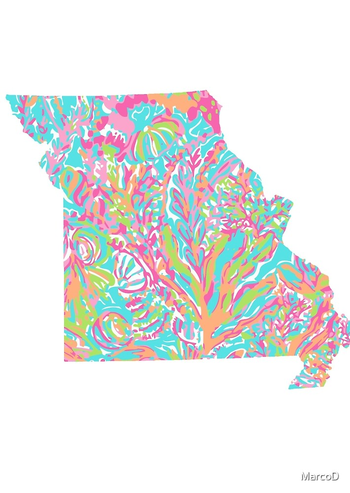 Lilly States - Missouri by MarcoD