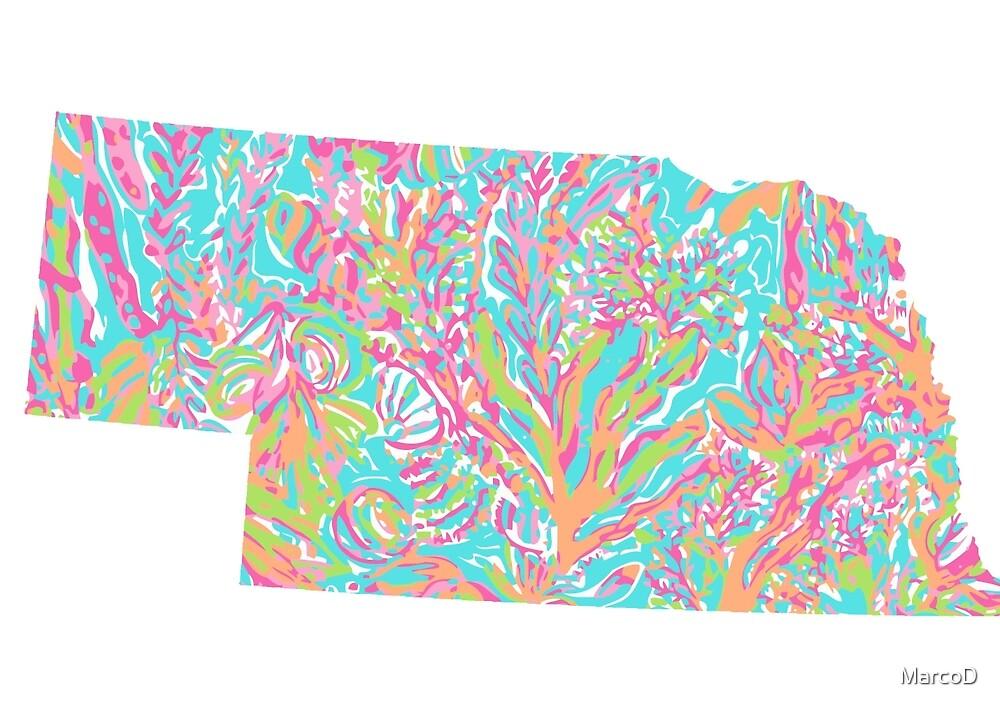 Lilly States - Nebraska by MarcoD