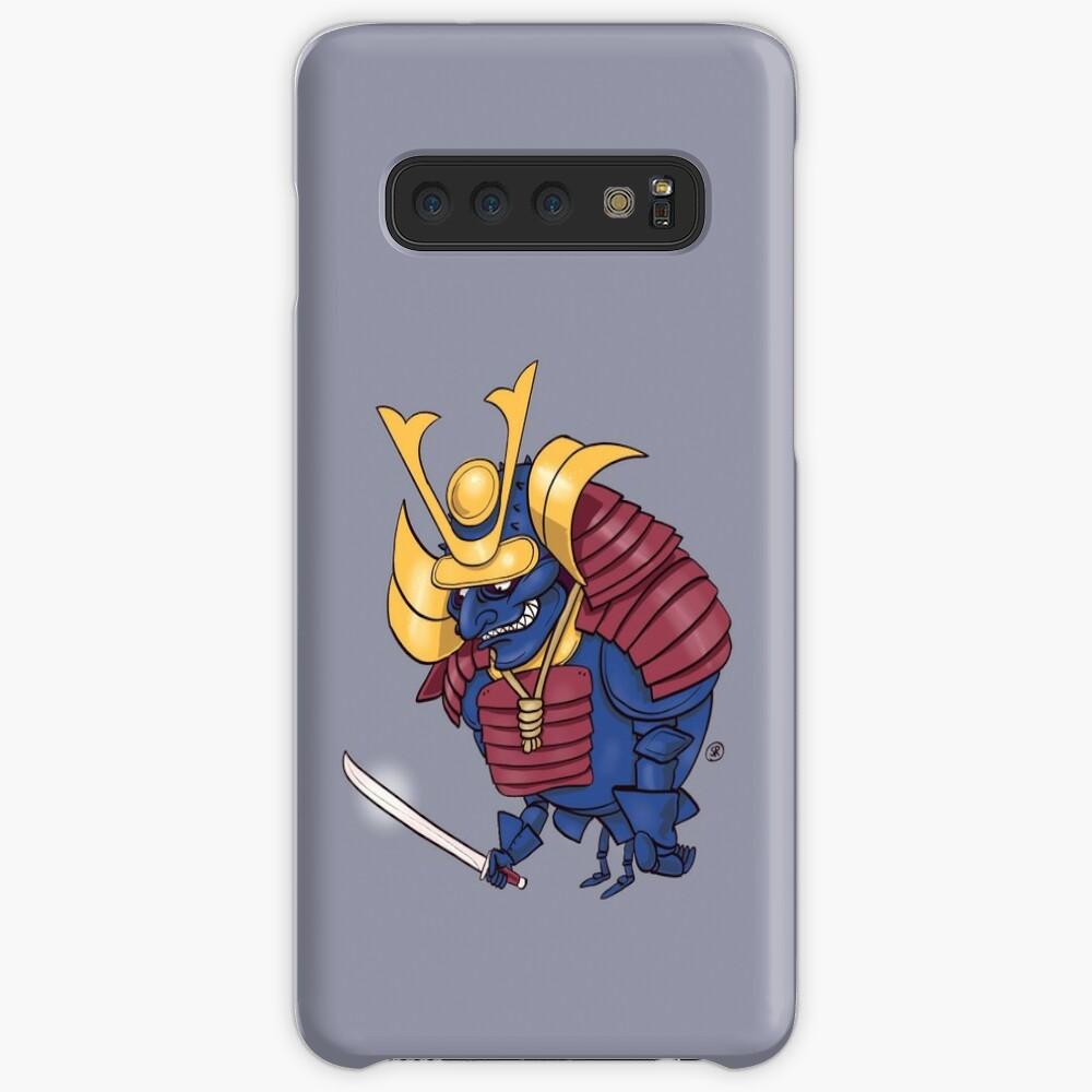 Samurai Armor Case & Skin for Samsung Galaxy