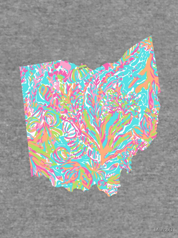 Lilly States - Ohio by MarcoD